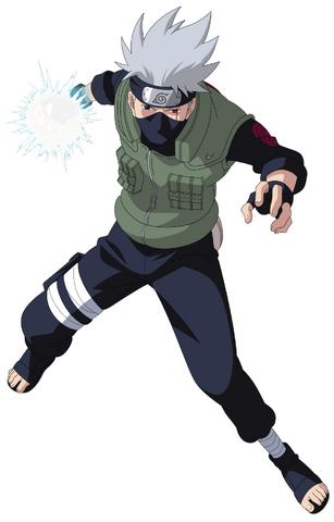 File:Kakashi Hatake Lightning Blade render.png