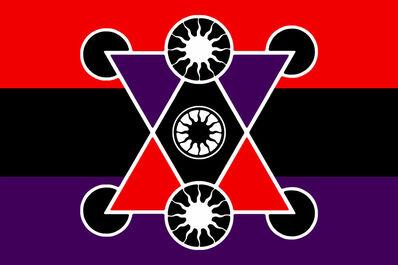 Neohuman flag