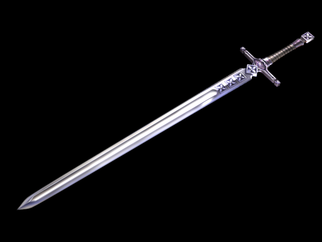 File:Silver sword by Sennek.png