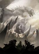Dragon 09 concept art (Last Shot)