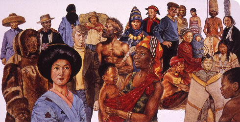 Resultado de imagem para human diversity