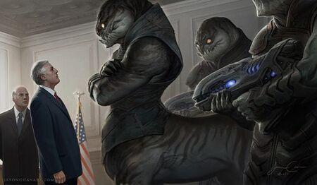 Alien,conceptdesign,gun,illustration,president,rifle-f0582a1a7ab8ee83b1645c9962d794fe h