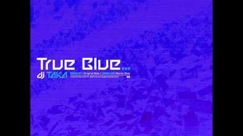 (中英歌詞)True Blue (Long ver.)