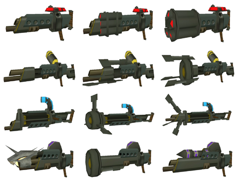 File:Jak and Daxter Morph Guns.png