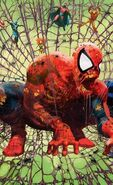 Spiderman Zombie