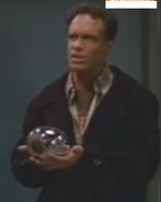 Oswald Holding Epiphany Ball
