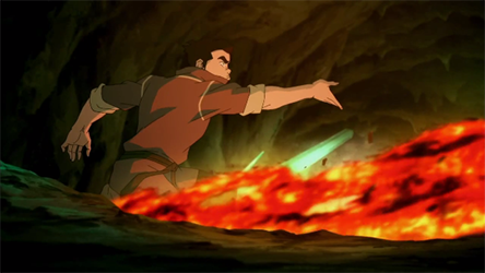 File:Bolin vs. Ghazan Lavabending Battle.png