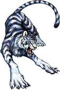 Fushigi YukiWhite Tiger