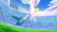 Ash's Pikachu Volt Tail