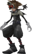 Sora Halloween Town Limit Form