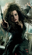 Death Eater Bellatrix