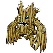 Woodmon Digimon