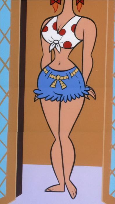 Image - Miss Bellum in Impeach Fuzz.png | Powerpuff Girls ...