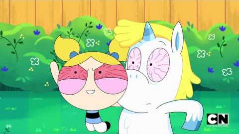 NEW The Powerpuff Girls S01 SHORT (146D) - Bubbs and Donny Get the Mail (720p HD)-0