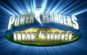 Time Force Logo