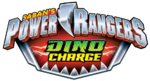 Power Rangers Dino Charge S22 logo 2015
