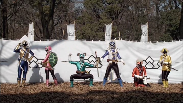 Just Some Thoughts on the Scenes in Shinkenger - image #1497978 by ...