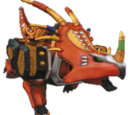 Bakuryuu Styracosaurus