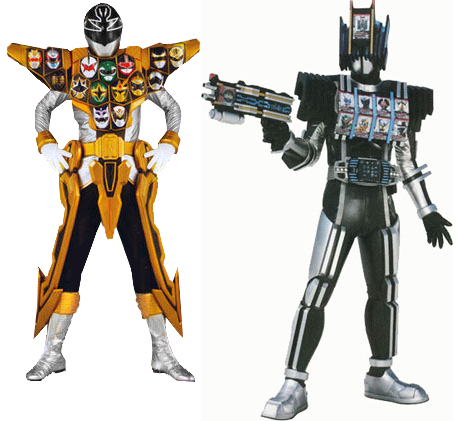 File:Gokai Silver Gold Mode & Diend Complete Form.png