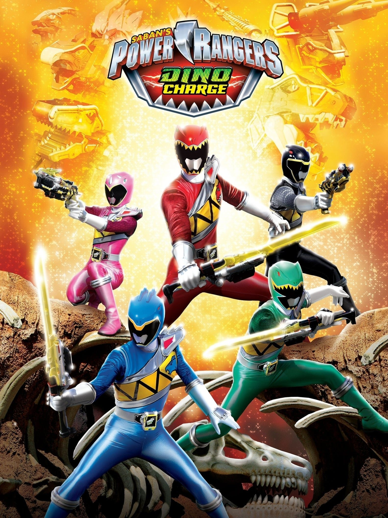 Power Ranger Dino Charge Special 01-02 Subtitle Indonesia