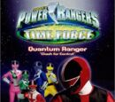 Power Rangers Time Force: Quantum Ranger Clash for Control