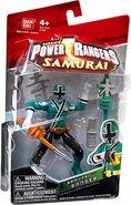 Samurai Ranger Forest