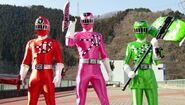 ToQger 4 - Red-Green-Pink Swap