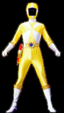 File:Yellow Lightspeed Ranger & GoYellow.png