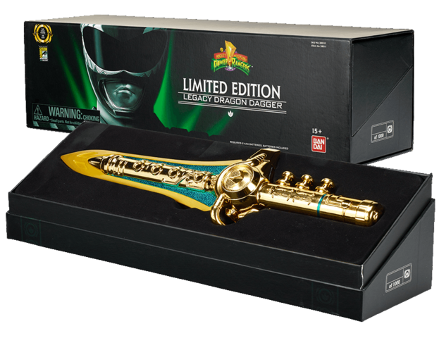 File:MMPR BANDAI SDCC 2014 POWER RANGERS GOLD PLATED LEGACY DRAGON DAGGER 01.png
