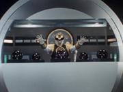 Cockpit 15 White Tigerzord