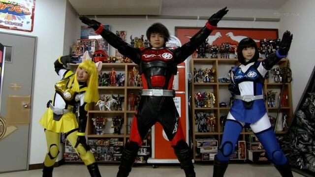 File:Akibaranger helmetness roll call.jpg