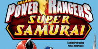 List of Power Rangers issues (Papercutz)