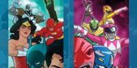 Justice League/Power Rangers