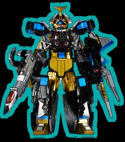 TSGB - Buster Hercules