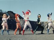 Battle Fever (Turboranger special)