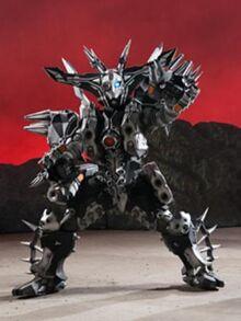 TSGB-Megazord Omega
