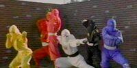 Ninja Rangers (MMPR)
