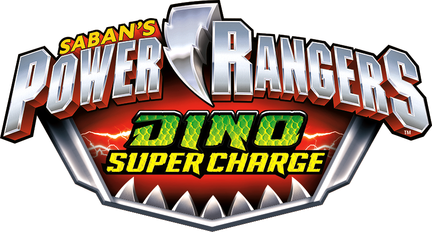 Image result for power rangers dino supercharge logo