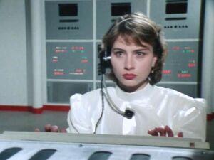Dr. Catherine (Maskman)