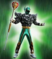 Magi Rock Armor