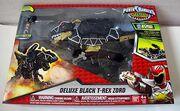 Black T-Rex Zord