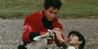 Comparison:Ep. 42: Burai Dies... vs. The Green Candle