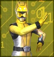 Yellow Buster (Dice-O)