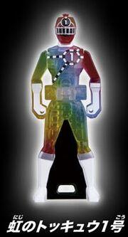 Rainbow ToQ 1 Ranger Key