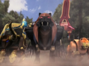 Animus component Wildzords