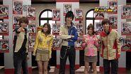Boukenger (Super Sentai Versus Series Theater)