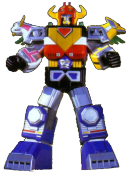 Galaxy Megazord & GingaiOh