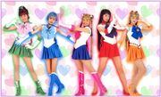 The Sailor Scouts