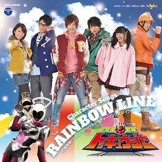 Toqger Rainbow Line soundtrack