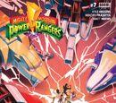 Mighty Morphin Power Rangers (Boom! Studios) Issue 7